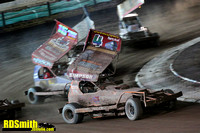 BriSCA F1: Coventry August 2015